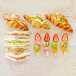 Light breakfast package thumbnail