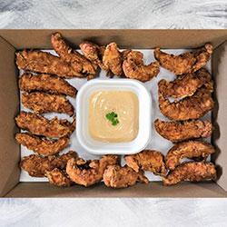 Chicken strips thumbnail