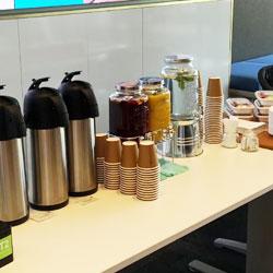 Coffee and tea station thumbnail