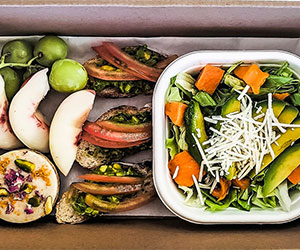 Vegan lunch B thumbnail