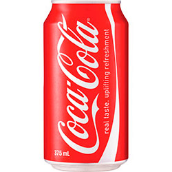 Soft drink - cans - 375ml thumbnail