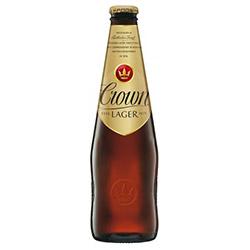 Crown lager - 375ml thumbnail