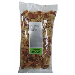 TMG Mixed Nuts Salted - 500g bag thumbnail
