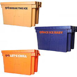 Plastic ice tubs purchase thumbnail