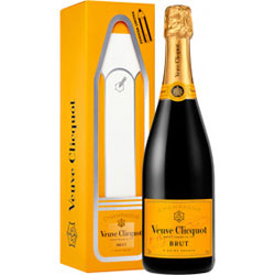 Veuve Clicquot Yellow Label Magnet Message GiftBox thumbnail