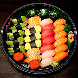 Nigiri platter - serves 4 to 6 thumbnail