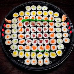 Maki platter - serves 4 to 6 thumbnail