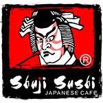 Shuji Sushi Burwood logo