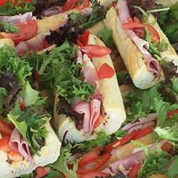 Baguette rolls thumbnail