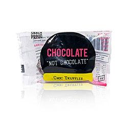 Raw chocolate brownie bliss balls - 30g thumbnail