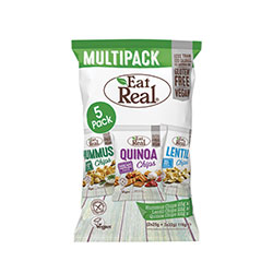 Eat real hummus chips flavour multi pack thumbnail