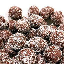 Raw brownie balls - 20g thumbnail