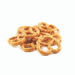 Salted pretzels - 500g thumbnail