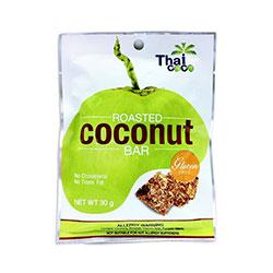 Thai coco crunch bars thumbnail
