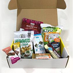 Vegan box thumbnail
