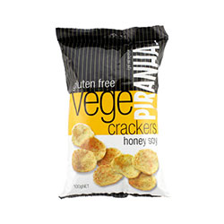 Pirahana Vege Crackers thumbnail