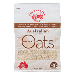 Red tractor organic oats thumbnail