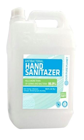Antibacterial hand sanitiser - 5L thumbnail