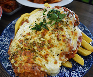 Chicken schnitzel or parmigiana package  thumbnail