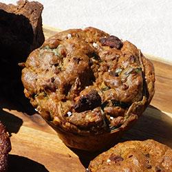 Savoury muffin thumbnail