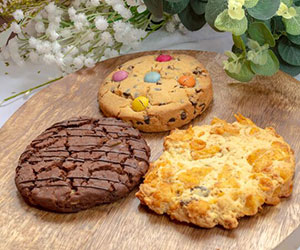 Assorted cookie - large thumbnail