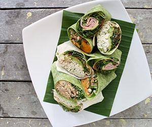 Gourmet wrap thumbnail