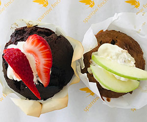 House made muffins thumbnail