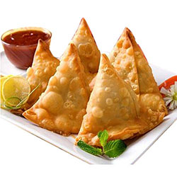 Vegetable samosas thumbnail