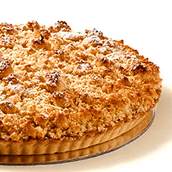 Apple crumble - 11 inches - serves up to 18 thumbnail