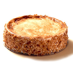 Baked cheese torte - 11 inches - serves up to 18 thumbnail