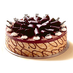 Chocolate mousse torte thumbnail