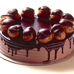 Triple chocolate torte thumbnail
