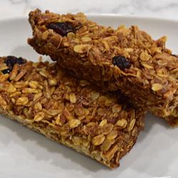 Granola slice thumbnail
