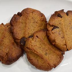 Peanut butter cookie thumbnail
