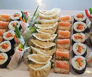 Japanese tasting package - serves 6 thumbnail