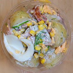 Creamy potato salad thumbnail