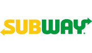 Subway The Gap logo