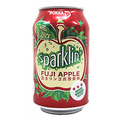 Sparkling fuji apple - 375 ml thumbnail