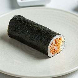 Spicy pork hand roll thumbnail