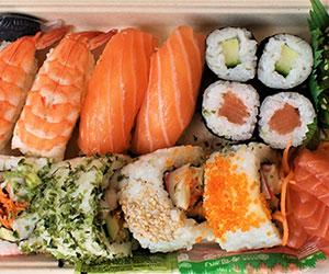 Sushi deluxe thumbnail