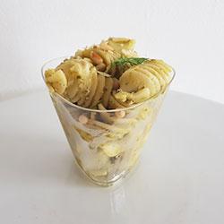 Pesto pasta salad box thumbnail