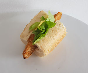 Baguette roll - mini thumbnail