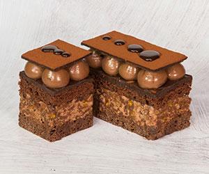 Choc brittle cake thumbnail