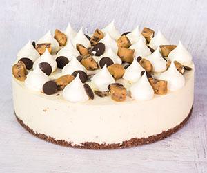 Cookie dough cheesecake thumbnail