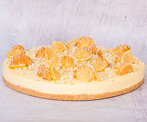 Lemon panacotta cheesecake thumbnail