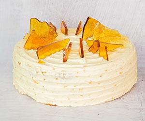 Orange crunch cake thumbnail
