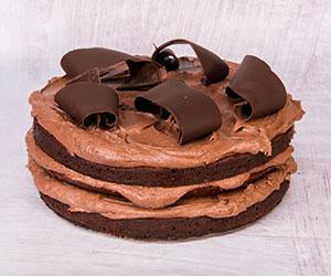 Traditional choc cake thumbnail