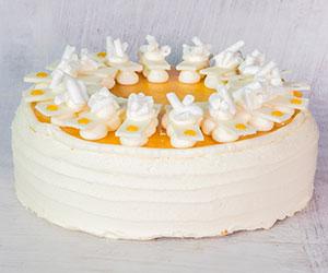 White choc and apricot cake thumbnail