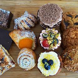 Mixed sweets platter thumbnail