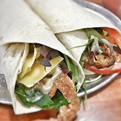 Roast pork gourmet wrap thumbnail
